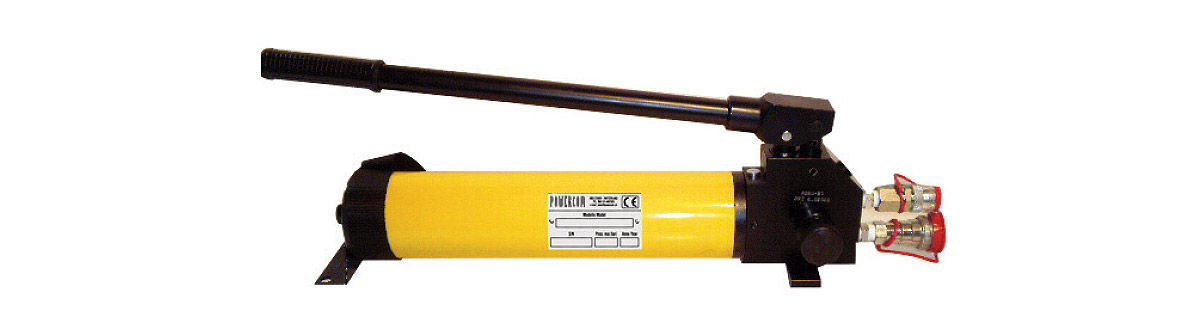 Powercom hand pump PMM/PMB